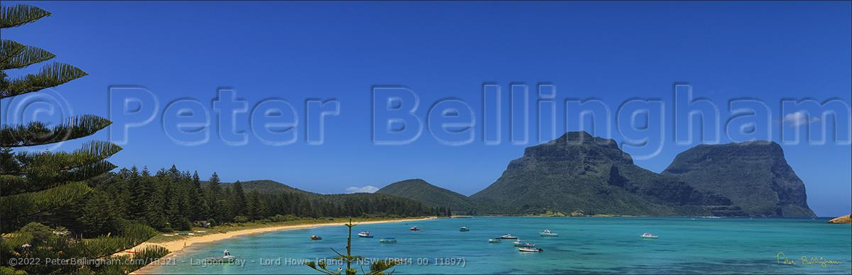 Peter Bellingham Photography Lagoon Bay - Lord Howe Island - NSW (PBH4 00 11897)